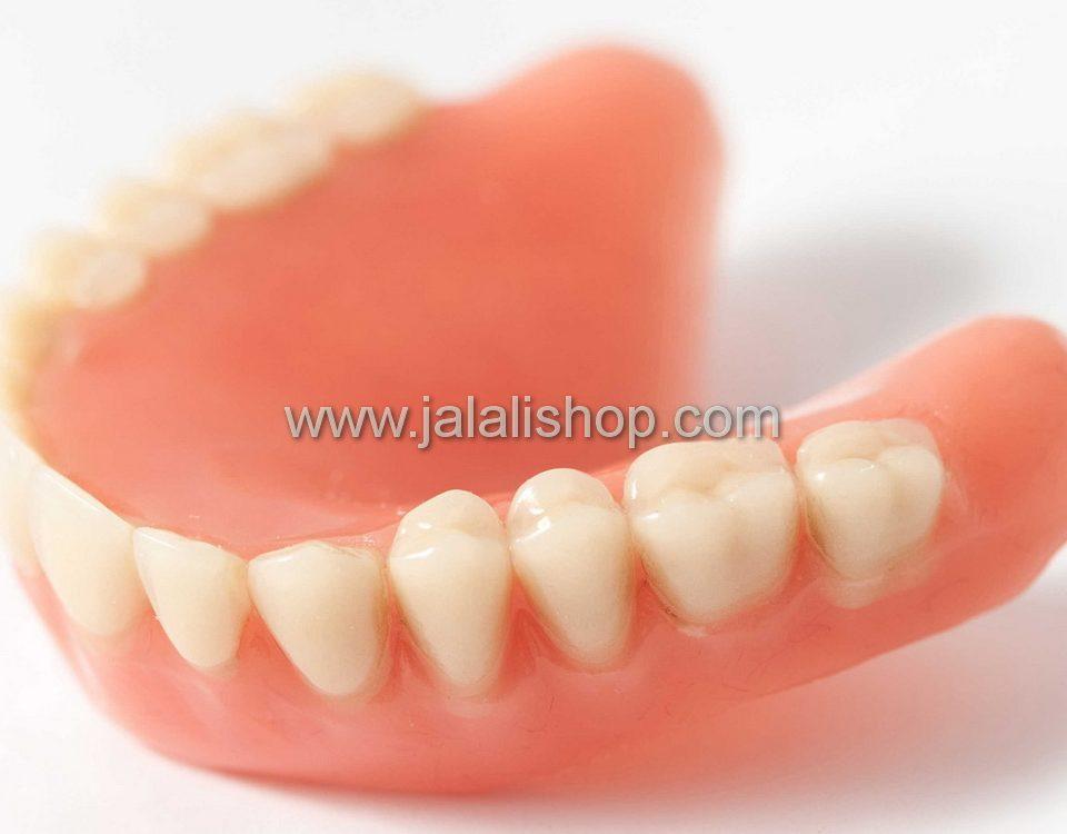 قیمت دندان مصنوعی